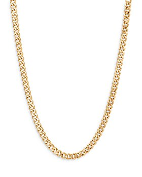 JOHN HARDY - 18K Yellow Gold Classic Curb Chain Necklace, 22""
