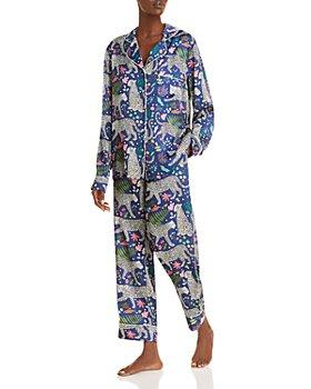 Karen Mabon - Snow Leopard Pajama Set