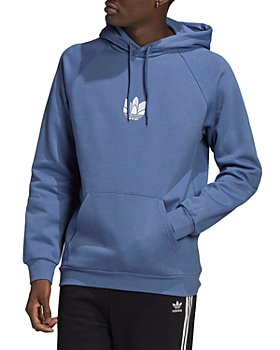 Adidas - 3D Trefoil Logo Hoodie