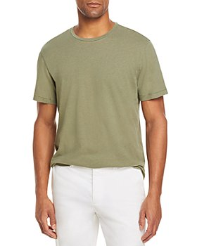 The Men's Store at Bloomingdale's - Linen Cotton Tee - 100% Exclusive