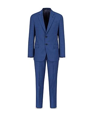 Textured Travel Suit