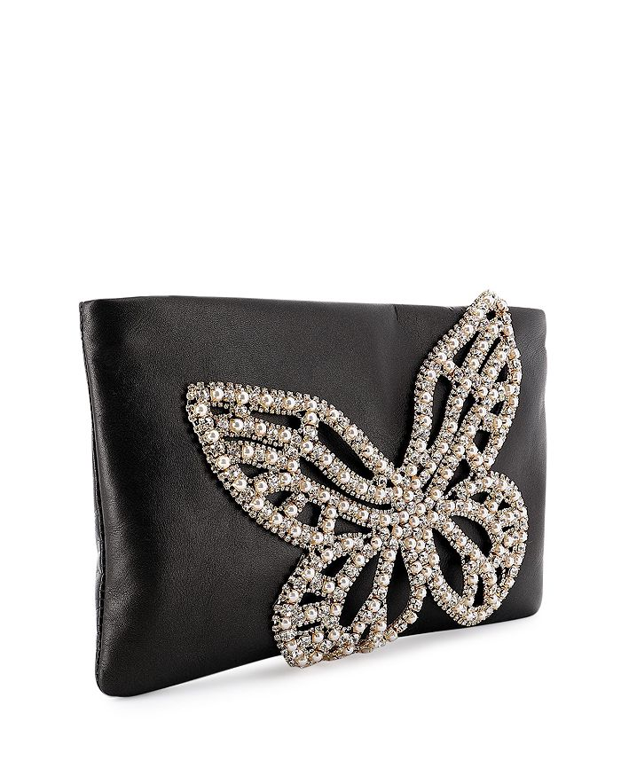 SOPHIA WEBSTER Clutches FLOSSY CRYSTAL CLUTCH