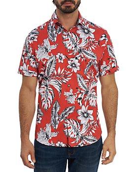 Robert Graham - Hawaiian Classic Fit Short Sleeve Shirt