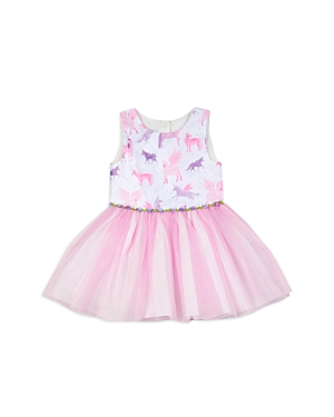 Pippa & Julie GIRLS' UNICORN TUTU DRESS - LITTLE KID, BIG KID