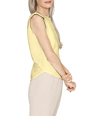 b new york Eco Padded Shoulder Sleeveless Tee