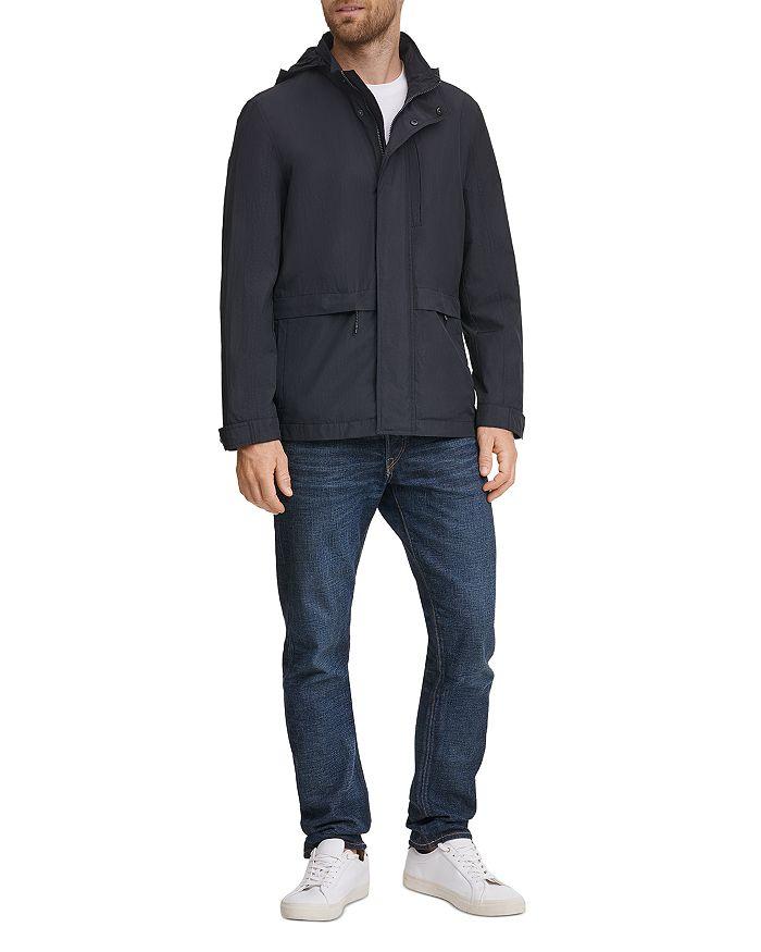 Cole Haan - Packable Rain Jacket