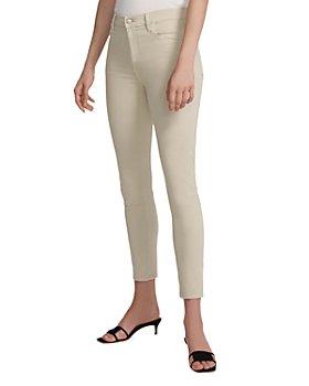 J Brand - Alana High Rise Skinny Jeans