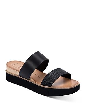 Women's Parni Double Strap Platform Slide Sandals