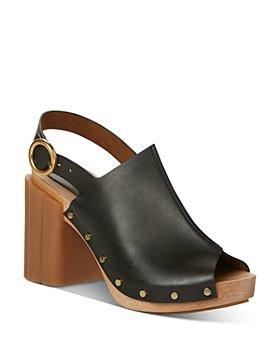 Stella McCartney - Women's Daisy Studded Platform Sandals