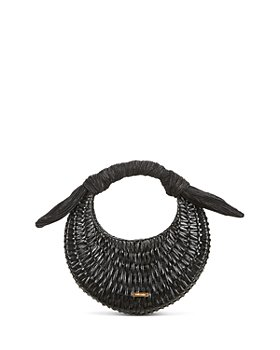 Cult Gaia - Taja Mini Rattan Bag