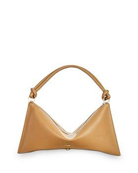 Cult Gaia - Hera Large Leather Shoulder Bag
