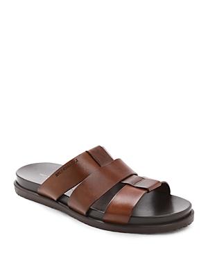Men's Empoli Leather Slide Sandals