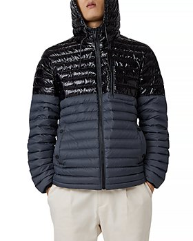 Moose Knuckles - Slim Fit Ropper Hooded Puffer Jacket