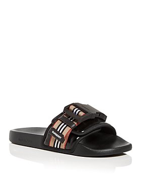 Burberry - Men's Cameron Slide Sandals