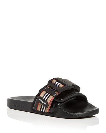 Burberry - Men's Cameron Slide Sandals