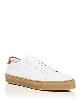 Burberry - Men's Rangleton Low Top Sneakers Brand Name