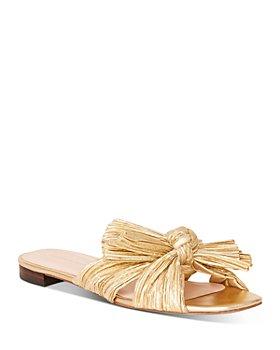 Loeffler Randall - Women's Daphne Slip On Sandals