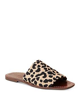 Loeffler Randall - Women's Daria Slip On Slide Sandals