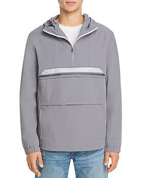 KARL LAGERFELD PARIS - Water Resistant Hooded Jacket