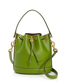 Tory Burch - T-Monogram Small Leather Bucket Bag