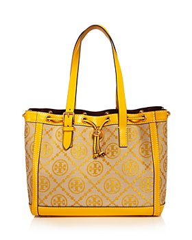 Tory Burch - T Monogram Medium Jacquard Tote