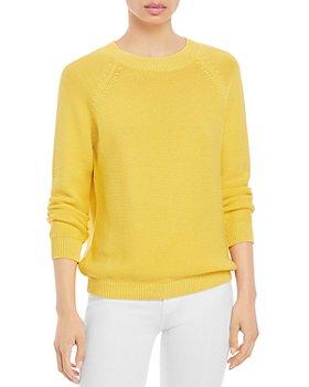 Weekend Max Mara - Cotton Crewneck Sweater
