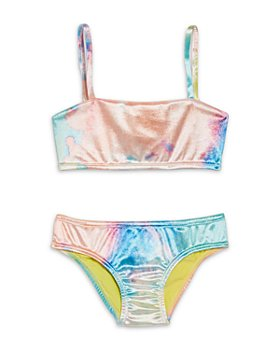 PQ Swim - Girls' Gigi Two Piece Swimsuit - Little Kid, Big Kid