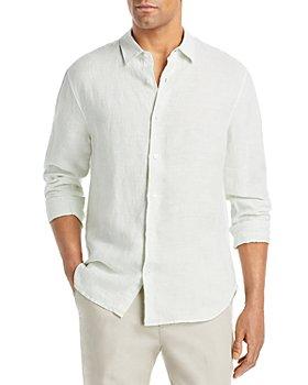 Vince - Surfside Linen Slim Fit Shirt