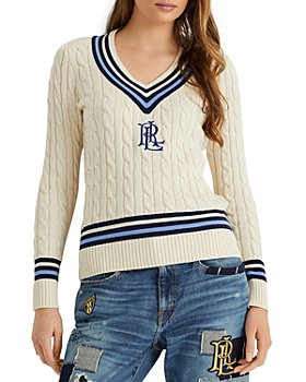 Ralph Lauren - Logo Cricket Sweater