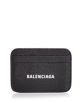 Balenciaga - Cash Leather Card Case