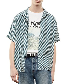 The Kooples - Flowing Striped Shirt