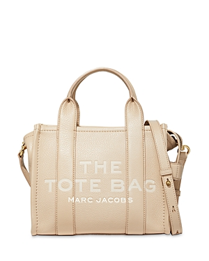 Marc Jacobs THE TOTE BAG MINI TRAVELER LEATHER TOTE