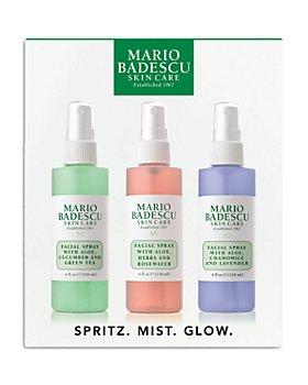 Mario Badescu - Spritz. Mist. Glow. Facial Spray Set