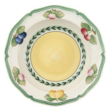 "Villeroy & Boch - ""French Garden"" Fleurence Rim Cereal Bowl"
