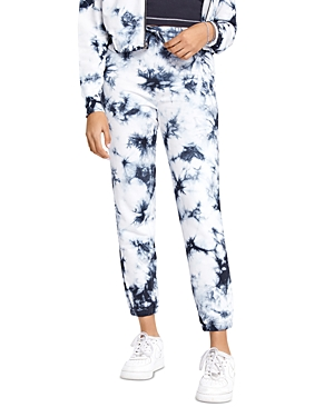 Splendid Track pants SUNDOWN BY SPLENDID PLAYA TIE DYE JOGGER PANTS