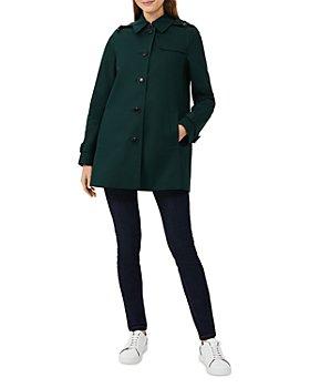 HOBBS LONDON - Chrissie Hooded Jacket
