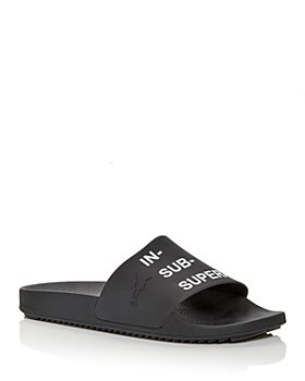 DRKSHDW Rick Owens - Men's Ciabatta Slide Sandals