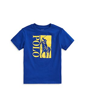 Ralph Lauren - Boys' Graphic Logo Tee - Little Kid