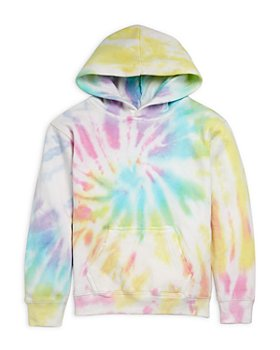 Vintage Havana - Girls' Tie Dye Pullover Hoodie - Little Kid, Big Kid