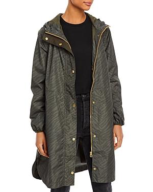 Waybridge Animal Print Packable Raincoat