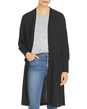 Status by Chenault - Ribbed Duster Cardigan