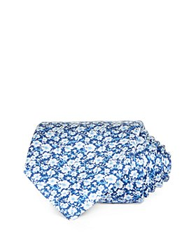 The Men's Store at Bloomingdale's - Mixed Floral Silk Classic Tie - 100% Exclusive