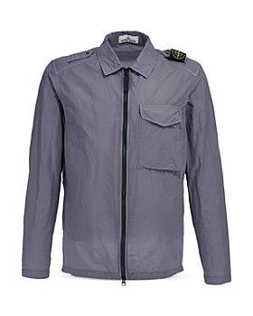 Stone Island - Washed Shirt Jacket