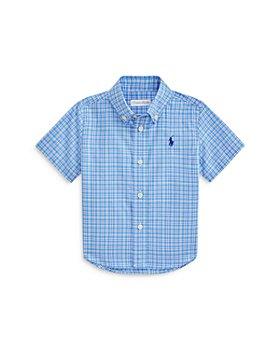 Ralph Lauren - Boys' Button Down Short Sleeve Shirt - Baby