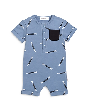 Miles Baby Climbing clotheses BOYS' CANDY ROLL ROMPER - BABY