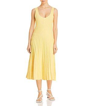 LINI - Aisha Pleated Midi Dress - 100% Exclusive