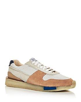 Clarks - Men's Tor Run Low Top Sneakers