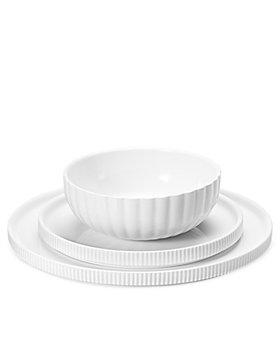 Georg Jensen - Bernadotte 3 Piece Dinnerware Set