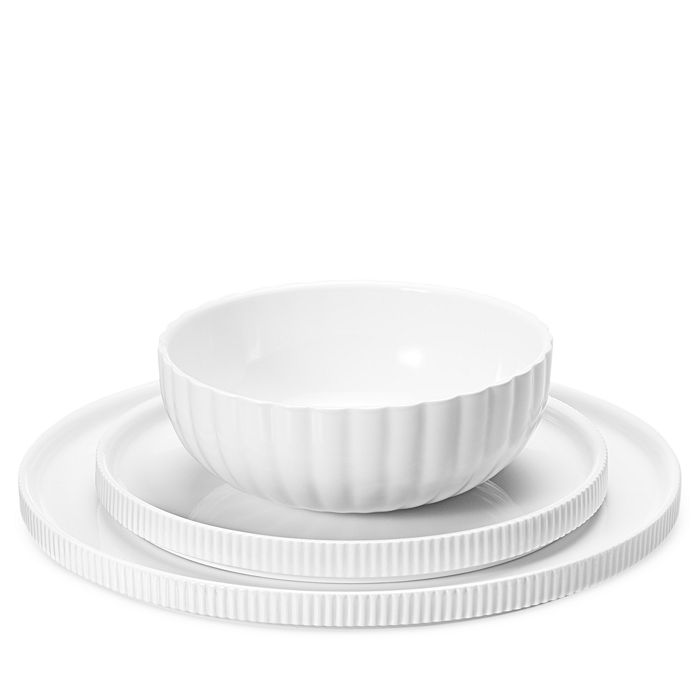 GEORG JENSEN Kitchen & dinings BERNADOTTE 3 PIECE DINNERWARE SET