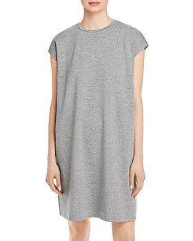 Eileen Fisher - Boxy T-Shirt Dress